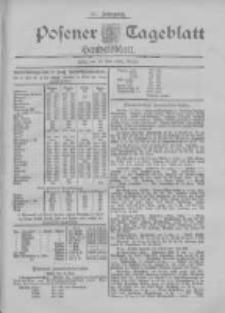 Posener Tageblatt. Handelsblatt 1898.05.12 Jg.37