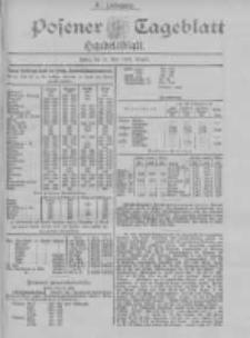 Posener Tageblatt. Handelsblatt 1898.05.13 Jg.37