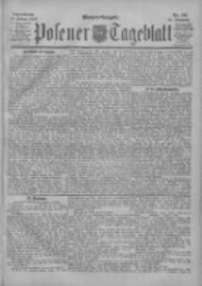 Posener Tageblatt 1902.01.18 Jg.41 Nr29