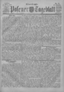 Posener Tageblatt 1902.01.19 Jg.41 Nr31