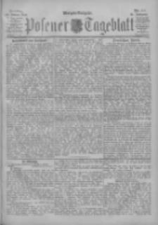 Posener Tageblatt 1902.01.21 Jg.41 Nr33