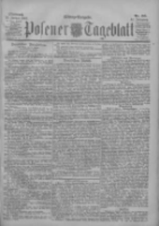 Posener Tageblatt 1902.01.22 Jg.41 Nr36