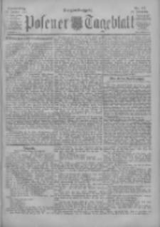 Posener Tageblatt 1902.01.23 Jg.41 Nr37