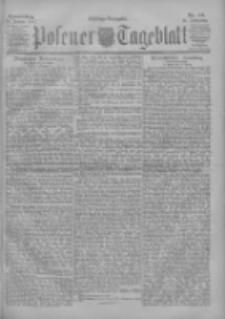 Posener Tageblatt 1902.01.23 Jg.41 Nr38