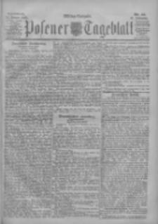 Posener Tageblatt 1902.01.25 Jg.41 Nr42
