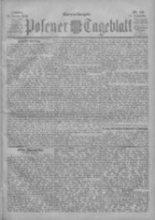 Posener Tageblatt 1902.01.26 Jg.41 Nr43