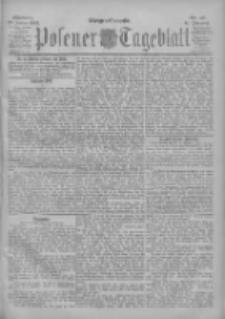 Posener Tageblatt 1902.01.29 Jg.41 Nr47