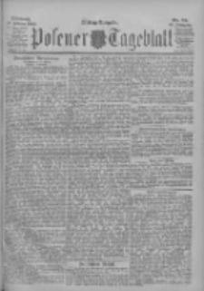 Posener Tageblatt 1902.02.19 Jg.41 Nr84