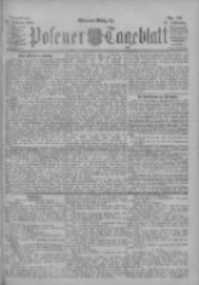 Posener Tageblatt 1902.02.22 Jg.41 Nr89