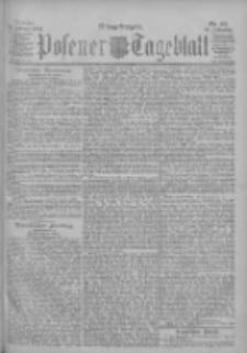 Posener Tageblatt 1902.02.24 Jg.41 Nr92