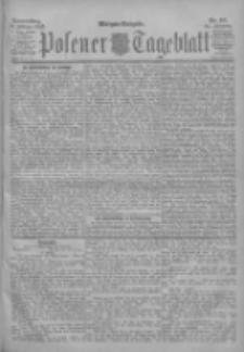 Posener Tageblatt 1902.02.27 Jg.41 Nr97