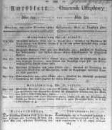 Amtsblatt der Königlichen Preussischen Regierung zu Bromberg. 1821.12.14 No.50
