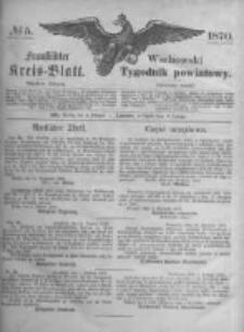 Fraustädter Kreisblatt. 1870.02.04 Nr5