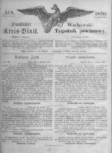 Fraustädter Kreisblatt. 1870.02.25 Nr8