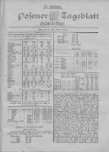 Posener Tageblatt. Handelsblatt 1898.05.16 Jg.37