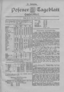 Posener Tageblatt. Handelsblatt 1898.05.24 Jg.37