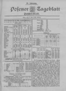 Posener Tageblatt. Handelsblatt 1898.05.27 Jg.37