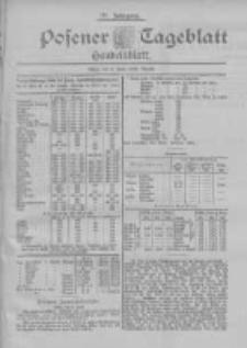 Posener Tageblatt. Handelsblatt 1898.06.01 Jg.37