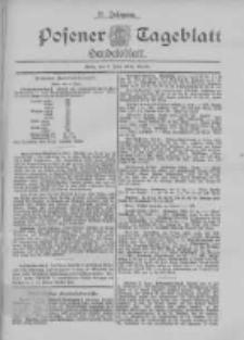 Posener Tageblatt. Handelsblatt 1898.06.04 Jg.37