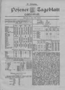 Posener Tageblatt. Handelsblatt 1898.06.08 Jg.37