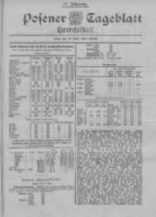 Posener Tageblatt. Handelsblatt 1898.06.10 Jg.37
