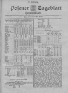 Posener Tageblatt. Handelsblatt 1898.06.13 Jg.37
