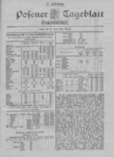 Posener Tageblatt. Handelsblatt 1898.06.15 Jg.37