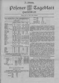 Posener Tageblatt. Handelsblatt 1898.06.18 Jg.37