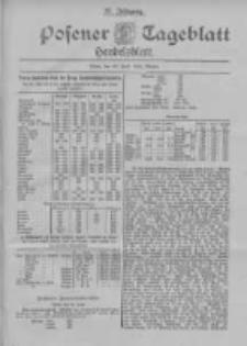Posener Tageblatt. Handelsblatt 1898.06.20 Jg.37