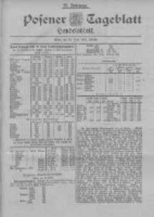 Posener Tageblatt. Handelsblatt 1898.06.24 Jg.37