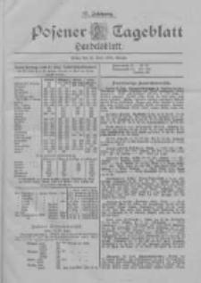 Posener Tageblatt. Handelsblatt 1898.06.30 Jg.37