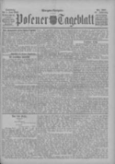Posener Tageblatt 1898.06.05 Jg.37 Nr257