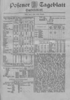 Posener Tageblatt. Handelsblatt 1898.07.06 Jg.37