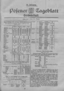 Posener Tageblatt. Handelsblatt 1898.07.09 Jg.37