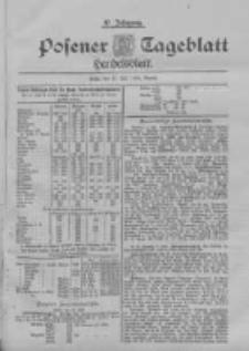 Posener Tageblatt. Handelsblatt 1898.07.12 Jg.37