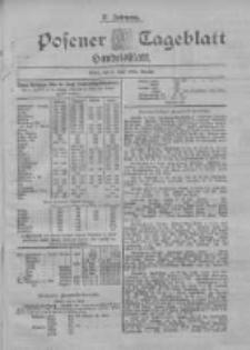 Posener Tageblatt. Handelsblatt 1898.07.05 Jg.37