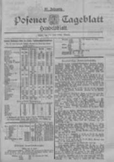 Posener Tageblatt. Handelsblatt 1898.07.14 Jg.37
