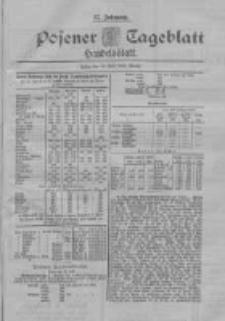 Posener Tageblatt. Handelsblatt 1898.07.15 Jg.37
