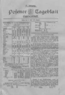 Posener Tageblatt. Handelsblatt 1898.07.21 Jg.37