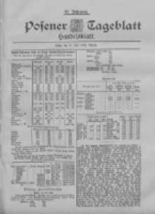 Posener Tageblatt. Handelsblatt 1898.07.27 Jg.37