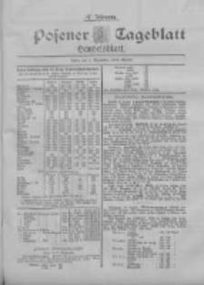 Posener Tageblatt. Handelsblatt 1898.09.01 Jg.37