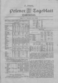 Posener Tageblatt. Handelsblatt 1898.09.02 Jg.37