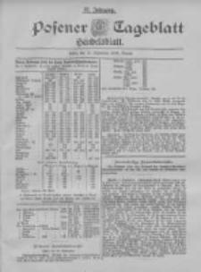 Posener Tageblatt. Handelsblatt 1898.09.10 Jg.37