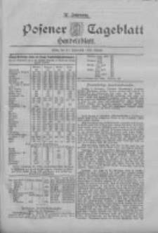 Posener Tageblatt. Handelsblatt 1898.09.13 Jg.37