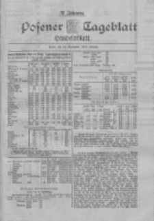 Posener Tageblatt. Handelsblatt 1898.09.16 Jg.37