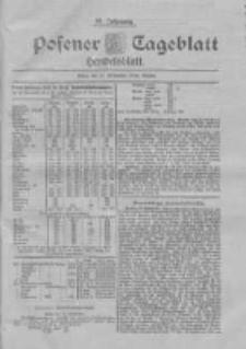 Posener Tageblatt. Handelsblatt 1898.09.17 Jg.37