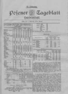 Posener Tageblatt. Handelsblatt 1898.09.09 Jg.37