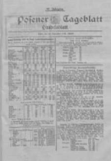 Posener Tageblatt. Handelsblatt 1898.09.22 Jg.37