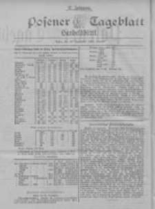 Posener Tageblatt. Handelsblatt 1898.09.24 Jg.37