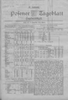 Posener Tageblatt. Handelsblatt 1898.09.26 Jg.37